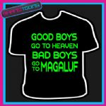 MAGALUF LADS HOLIDAY STAG DO PARTY PRINTED TSHIRT